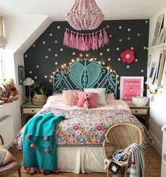 Kids Bedroom Design 20 Magnificient Kids Room Design Ideas Interior Design, 20 Magnificient Kids Room Design Cozy Bedroom Design Ideas for Your Children S Cozy Bedroom Design Ideas for Your Children S 44 Kids Bedroom Designs, Kids Room Design, Kids Bedroom Girls, Rustic Girls Bedroom, Kids Girls, Girls Room Paint, Childrens Bedroom, Design Girl, Bedroom Vintage