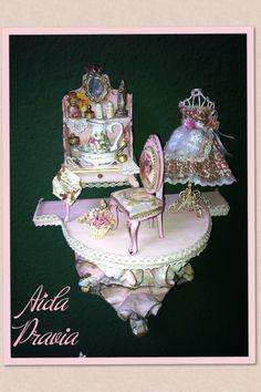 Miniatura Aida Pravia