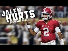 Watch Jalen Hurts long TD throw to ArDarius Stewart | AL.com
