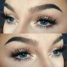 I need lashes like this