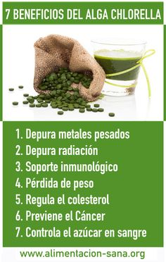 Top 7 Chlorella Benefits by Dr. (Be sure to check out HFFG's Chlorella Detox with the added bonus of enzymes and sulphophranes!) Beware of Chlorella from Fukushima, Japan. Natural Cures, Natural Health, Natural Detox, Health And Wellness, Health Tips, Health Foods, Health Fitness, Heavy Metal Detox, Calendula Benefits