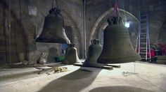BBC News - Paris Notre Dame cathedral turns 850 years old. Video explains why Notre Dame is getting new bells?