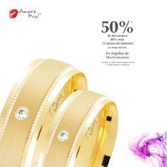 Argolla de Oro 14kt Unisex Peso aproximado: 4.5 GR- Anillo Hueco y 6mm. Precio $2,910.60 pesos M.N. c/u *Consulte términos y condiciones
