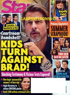 Star Magazine, Princess Charlotte, Bombshells, 20 Years, Kardashian, Magazines, Dads, Memories, Journals