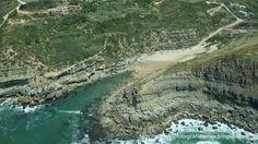 A Terceira Dimensão - Fotografia Aérea: Praia da Samarra