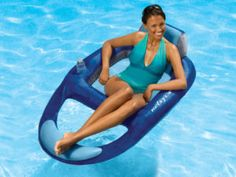 Merveilleux Inflatable Floating Lounge Chairs