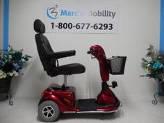 Merits Pioneer 3 Merits Health Pioneer 3 Electric Scooter The Merits Health Pioneer 3 has a weight capacity of 400 lbs with a comfortable seat. The has been designed to make it easier to get around in or outdoors Powered Wheelchair, Flat Tire, 3rd Wheel, Types Of Flooring, Electric Scooter, Traveling, Chairs, Outdoors, Range