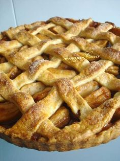 Comoju: Apple Pie o Pastel de Manzana