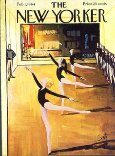 Les couvertures du magazine The New Yorker The New Yorker Cover 15 featured design art