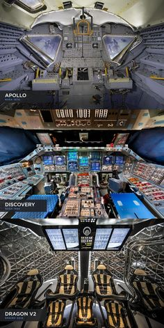 The evolution of U.S spacecraft over the last 50 years
