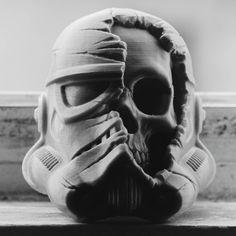DeathTrooper printed by kwmcmillan #toysandgames #prusai3