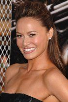 "Moon Bloodgood - "" Mother is of Korean descent. Father is of Irish, Dutch, English, Welsh, and Native American descent. "" - NativeFilmEnthusiast"