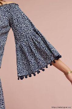 Идеи для шитья: модные детали в дело