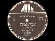 Patrick Cowley-If You Feel It - YouTube