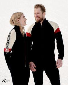 Dale of Norway Passion Olimpico da Donna Maglione
