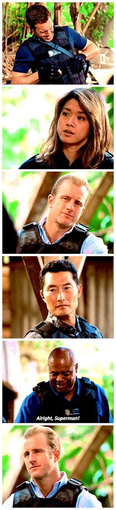 """This has been a Steve """"knife-is-for-digging-out-bullets"""" McGarrett and Danny """"I'm-in-love-with-an-idiot"""" Williams show. H50, Hawaii Five-0"""