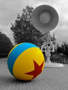 Visit Pixar Studios