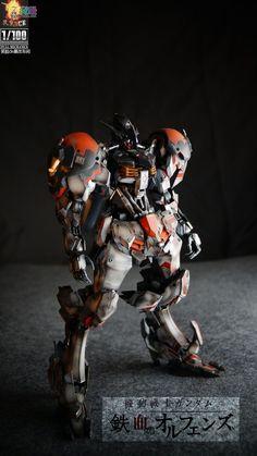 GUNDAM GUY: 1/100 Gundam Barbatos The Last Knight - Customized Build
