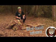 Bushcraft - Survival - Bergsteigen // Biwakzelt BiviTent Defcon5// Survival Bushcraft Waldläufer Wissen Reviews