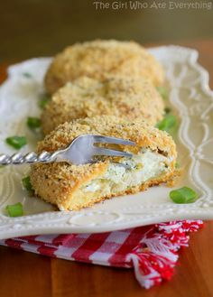Pesto Chicken Pillows
