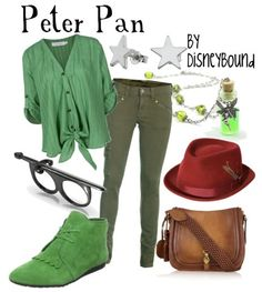 idk if people would think i look like peter pan if i wore this, but i'm diggin those shoes
