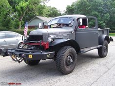 .Dodge Power Wagon