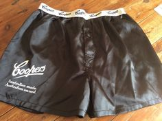 Coopers Beer Boxer Shorts Pants Pj Mens Size L Brand New Without Tags