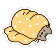 """PUSHEEN BURRITO"" Stickers by reun 