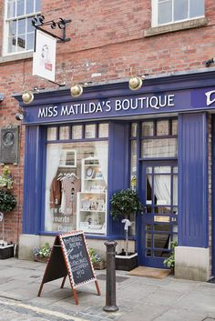 Miss Matildas Boutique - Boutique - 34a Glovers Court (1st Floor), Preston, Lancashire, PR1 3LS, United Kingdom