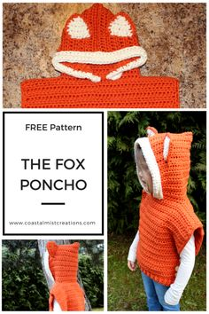 The Fox Poncho 2