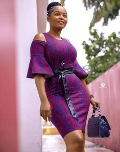 African Fashion Ankara, Latest African Fashion Dresses, African Dresses For Women, African Print Dresses, African Print Fashion, African Attire, Afro, Ankara Short Gown Styles, Fashion Outfits