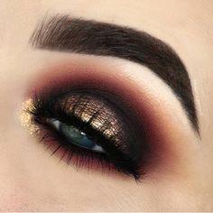 Soft Glam Palette eye makeup