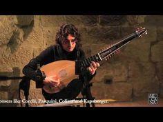 """Giovanni Zamboni """"L'ultimo romano"""" - Sonate d'intavolatura di leuto (1718) - YouTube"""