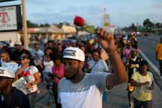 Where Are the National Democrats on Ferguson?