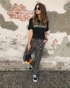 "12 Likes, 3 Comments - Iris Gravemaker (@irisgravemaker) on Instagram: ""Leopard makes everything cooler⚡️"""