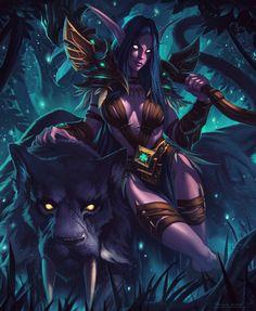 176 Best Druid images in 2019 | Warcraft art, Night elf, Starcraft