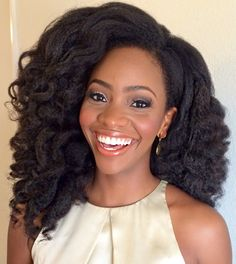 Yes, It's My Real Hair Teyonah Parris Natural Hair