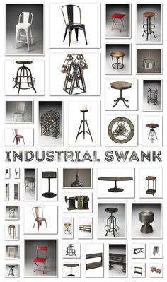 Shop Industrial Style furniture & décor. Up to 60% off and FREE shipping, shop now!