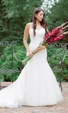 e01c727f982 Mori Lee 5108  buy this dress for a fraction of the salon price on  PreOwnedWeddingDresses