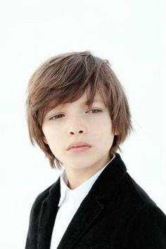 Coupe pour garçon - Coupe garçon : 55 coiffures pour un petit garçon trop mignon !