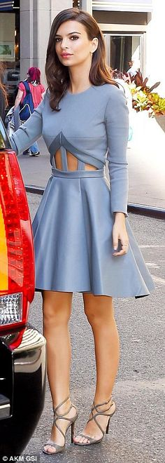 DRESS: http://www.glamzelle.com/collections/whats-glam-new-arrivals/products/bonded-caged-grey-cutout-skater-dress
