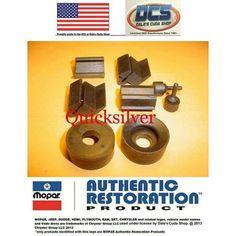 NEW 1966-67 B-Body Hood Bumper Kit