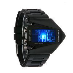 "Часы ""Стелс"", черные http://chasiki16.apishops.ru/"