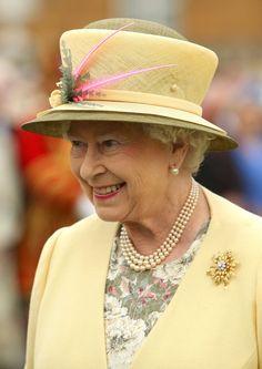 Queen Elizabeth, July 11, 2011