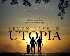 Seven Days In Utopia (2011) - 4 (out of 5) Stars - After their successful shared billing in Get Low in 2010, Robert Duvall and Lucas Black join forces again in a Christian golf movie with take-away principles - much like the movies of the Kendrick brothers out of Albany, Georgia.