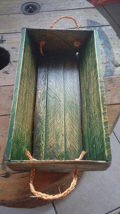 Detalhes,Cachepots floreira de palete e caixote (LIMA)