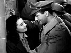 "Robert Taylor & Vivien Leigh ""Waterloo Bridge"" __1940"