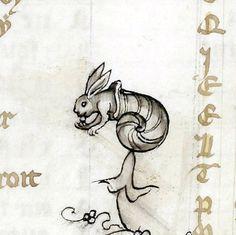 Snailbunny, Guillaume de Machaut, Prise d'Alexandrie, Reims ca. 1372-1377 (BnF, Fr 1584, f. 336v)