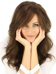 15 striking long hairstyles for round faces - includes WIGS hairstyles . - 15 striking long hairstyles for round faces – includes WIGS – hairstyle models – 15 striking - Haircuts For Long Hair, Hairstyles For Round Faces, Long Hair Cuts, Wig Hairstyles, Shaggy Haircuts, Summer Hairstyles, Hairstyle Ideas, Hair Ideas, Vivica Fox