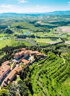 Il Castelfalfi - TUI BLUE SELECTION: Ihr #Luxushotel in der #Toskana